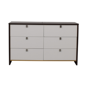 South Shore Furniture South Shore Cookie 6 Drawer Double Dresser discount