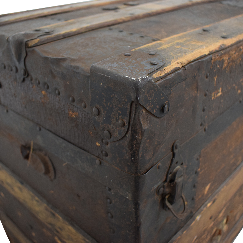 Decorative Antique Trunk dimensions