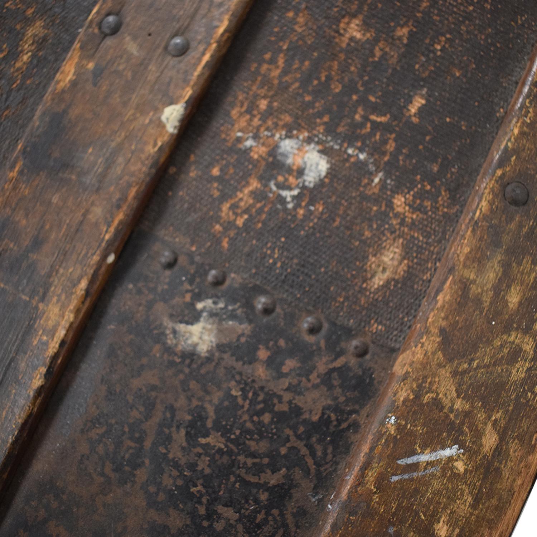 Decorative Antique Trunk price