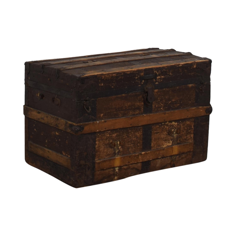 Decorative Antique Trunk sale