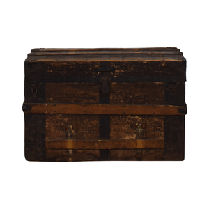 Decorative Antique Trunk