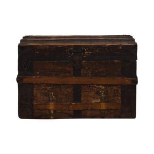Decorative Antique Trunk