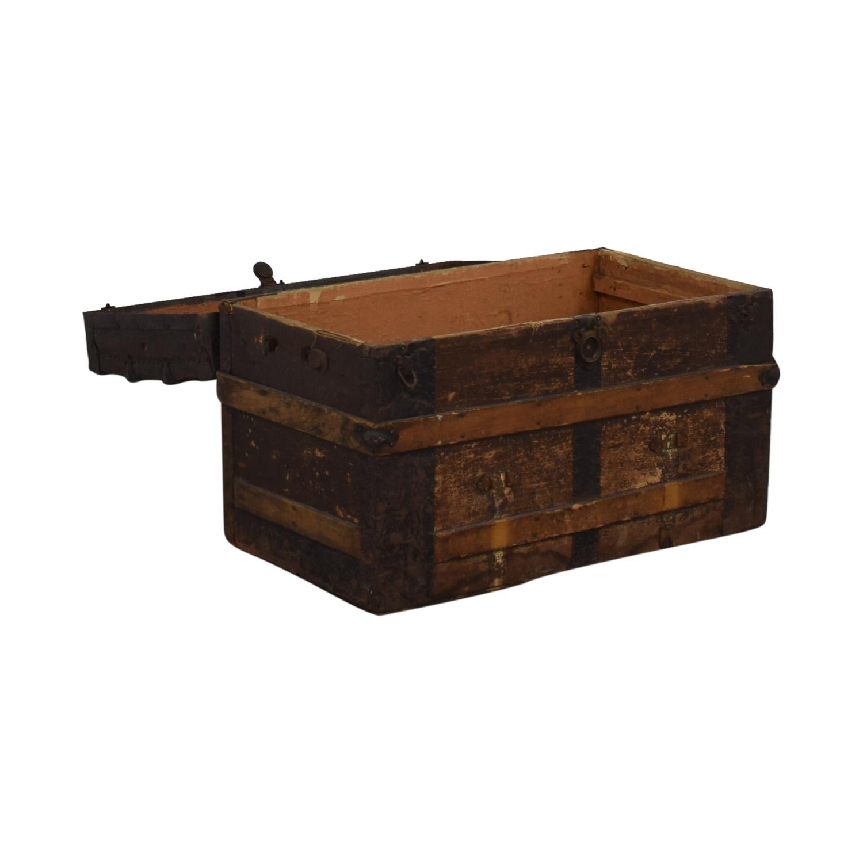 shop  Decorative Antique Trunk online