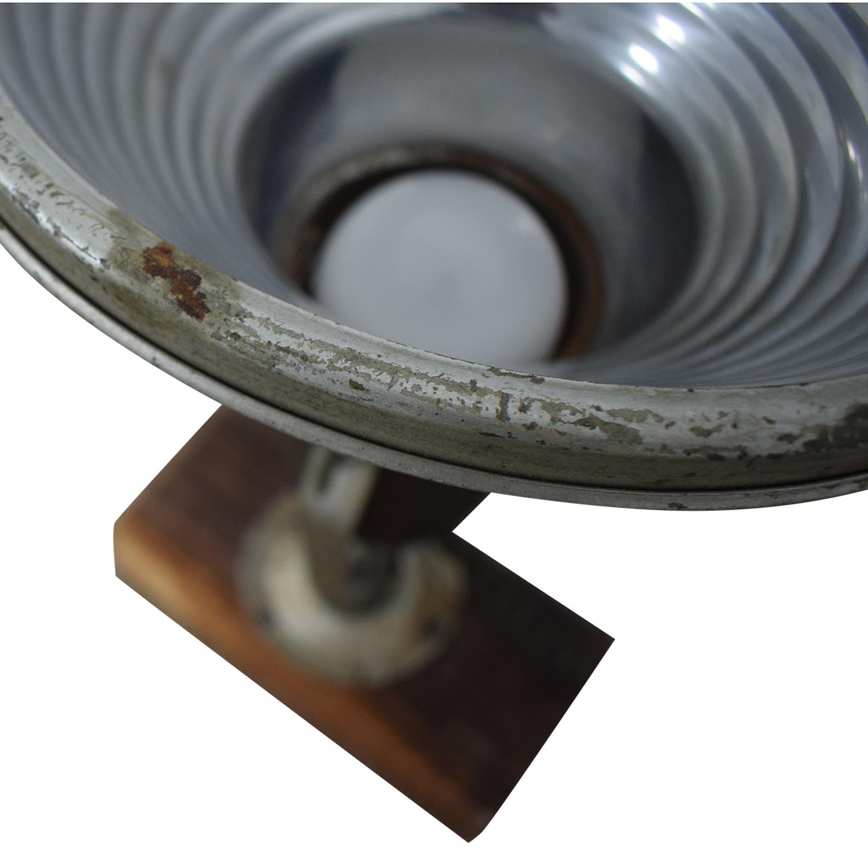 buy Chase Shawmut Company Antique Desktop Lamp Chase Shawmut Company Decor