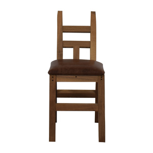 Custom Rustic Accent Chair dimensions
