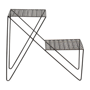 Urban Outfitters Urban Outfitters Black Metal End Table used