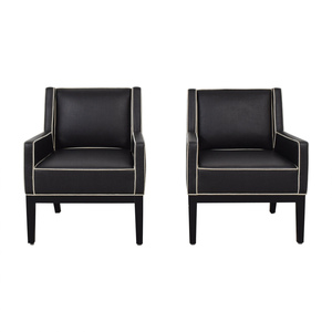 Furniture Masters Furniture Masters Tuxedo Chairs second hand