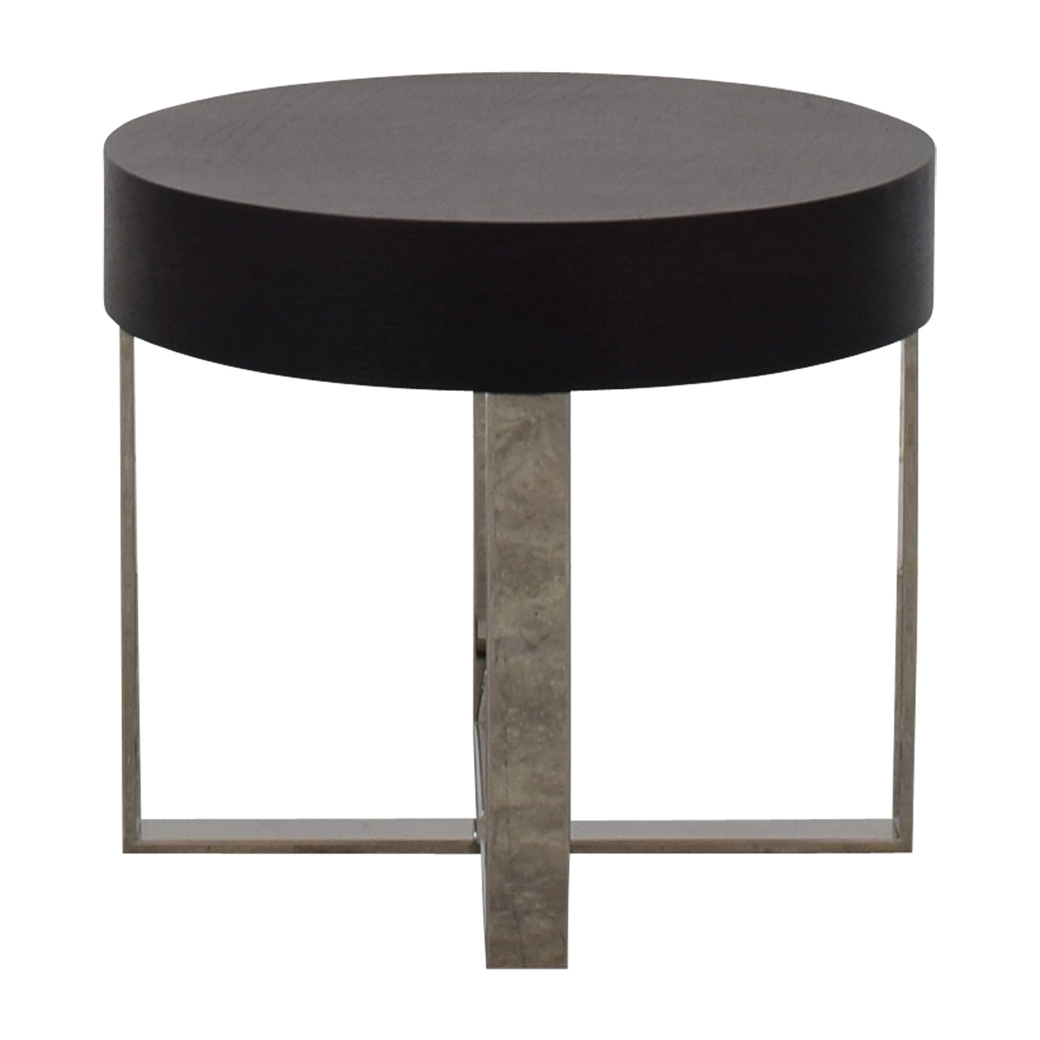 Modenature Modenature Round Side Table used