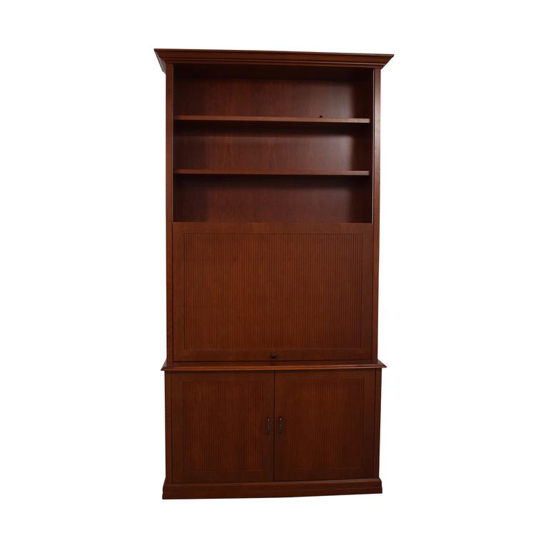 shop Manhattan Home Design Bookshelf and TV Unit Manhattan Home Design Storage