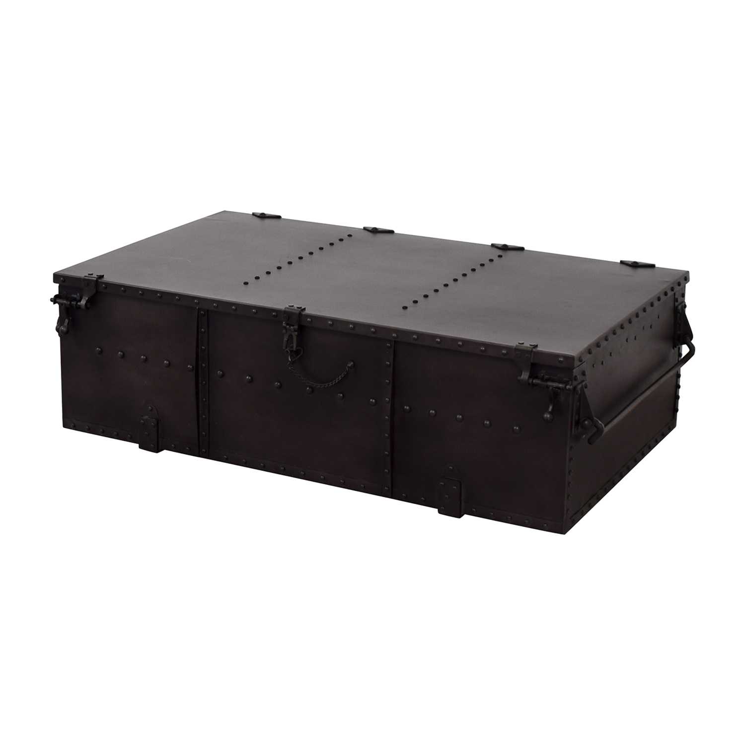 buy Restoration Hardware Restoration Hardware Voyager Trunk Coffee Table online