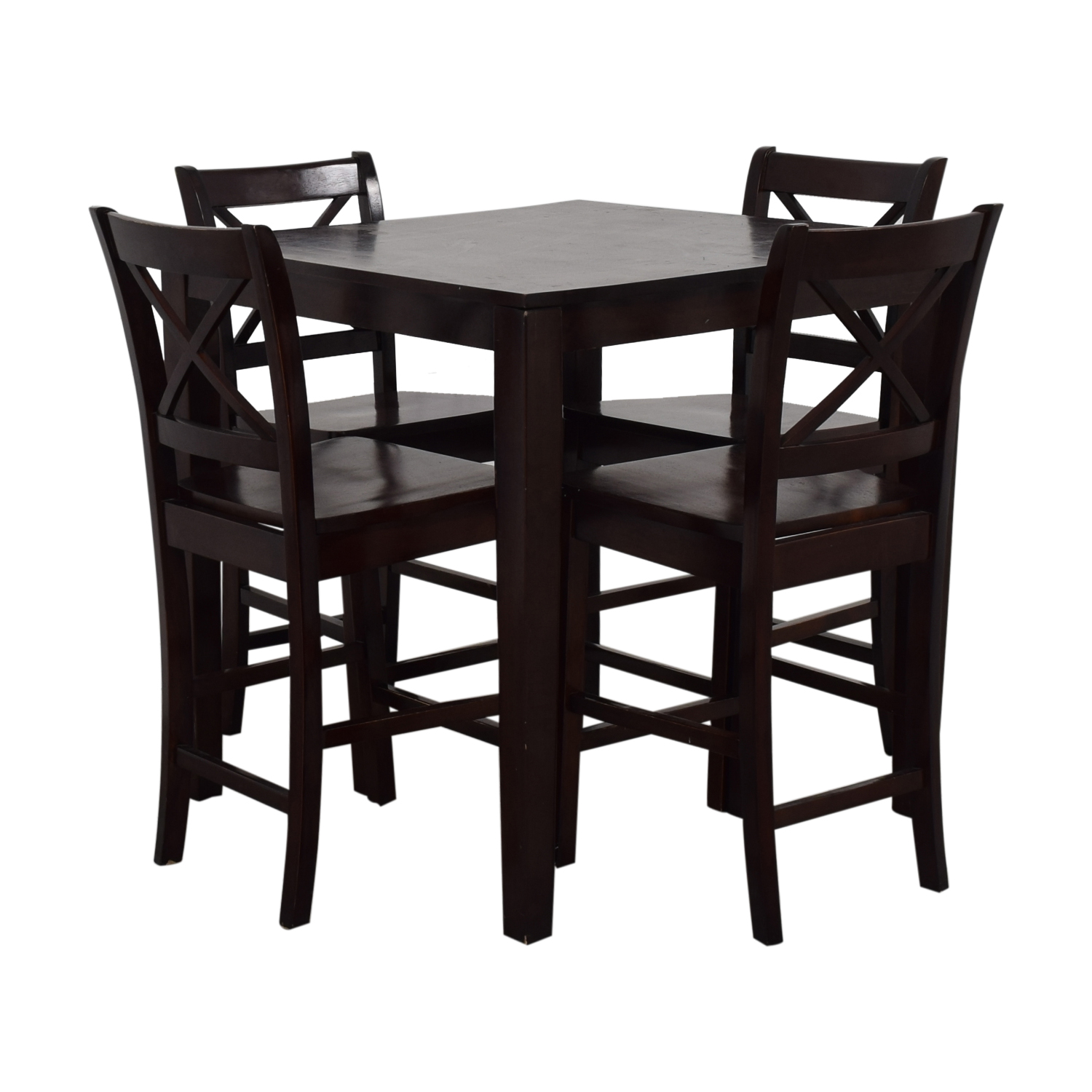 buy Counter Height Wood Dining Set