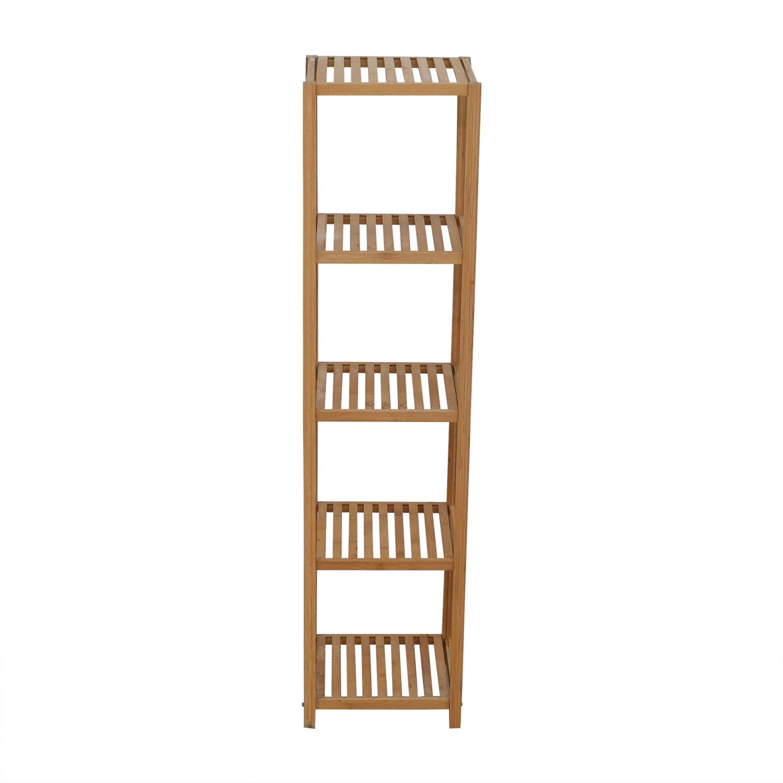 Five-Shelf Storage Unit Sofas