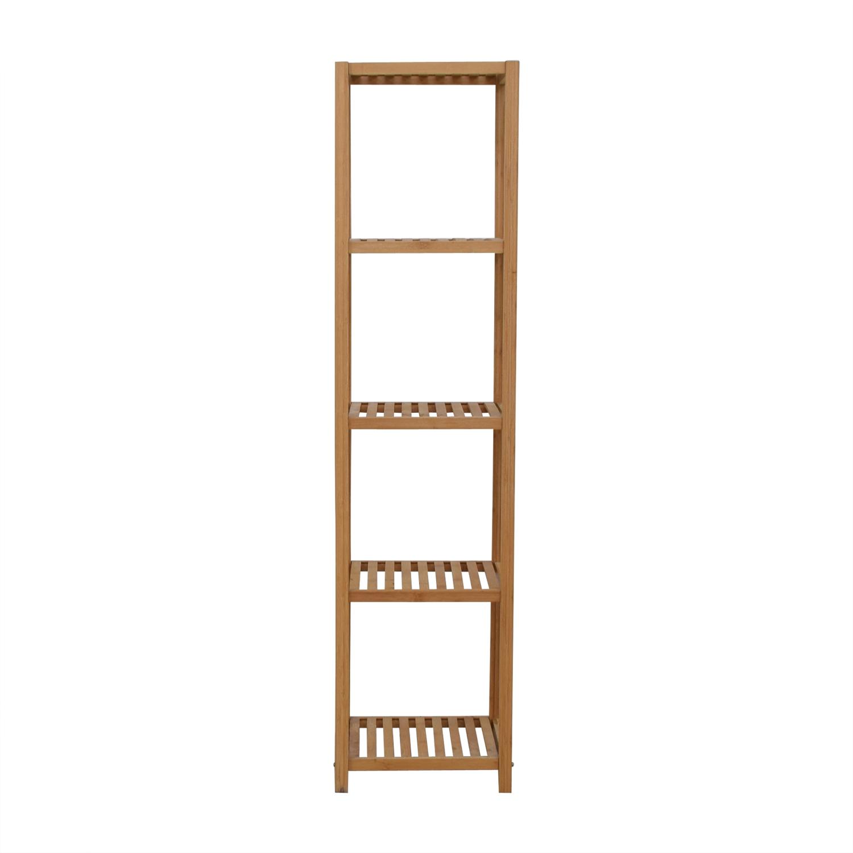 Five-Shelf Storage Unit nyc