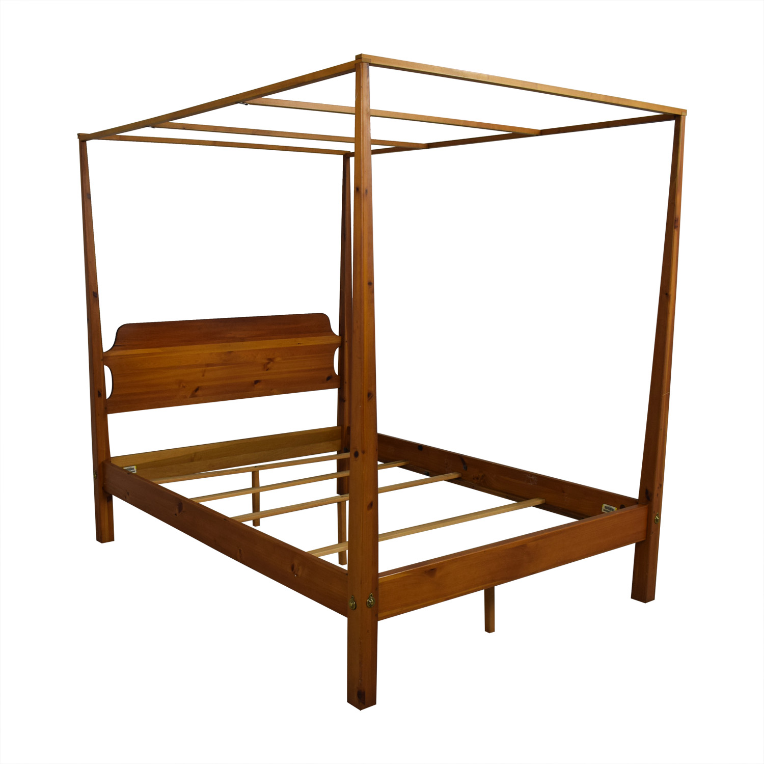 Ethan Allen Ethan Allen New Impressions Canopy Bed Frame price