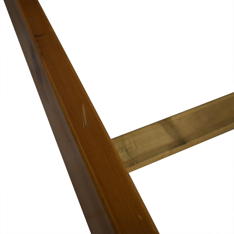 Ethan Allen Ethan Allen New Impressions Canopy Bed Frame Bed Frames