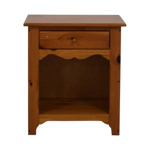 Ethan Allen Ethan Allen Single-Drawer End Table nj
