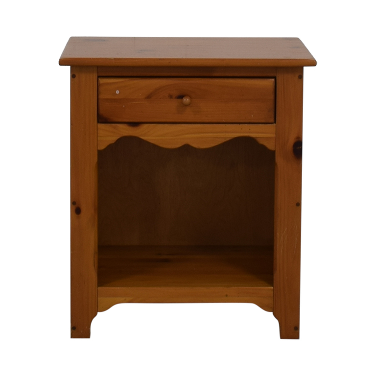 Ethan Allen Ethan Allen Single-Drawer End Table nyc