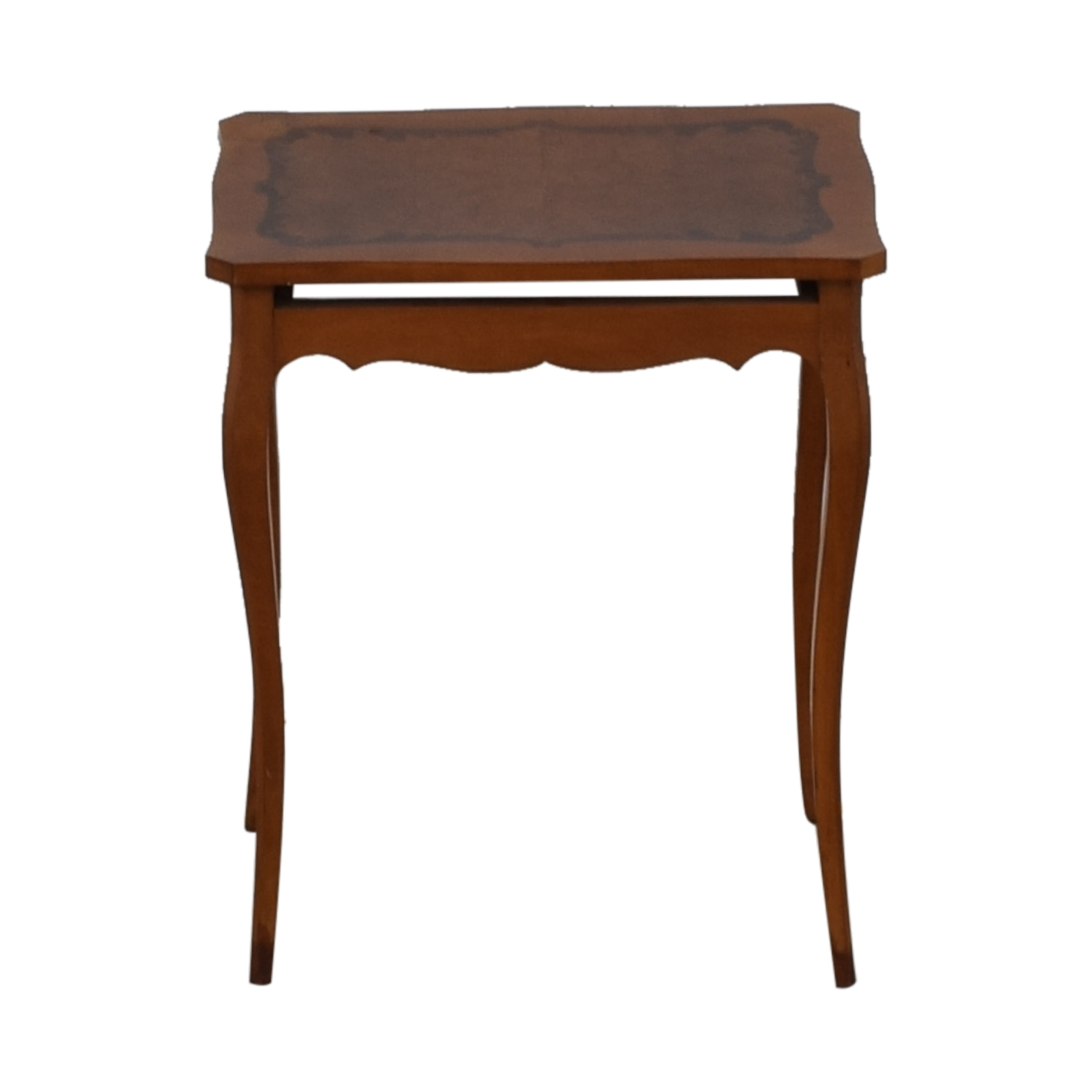 shop  Wood Dovetailed End Table online