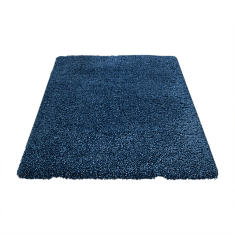 Crate & Barrel Crate & Barrel Memphis Indigo Rug discount