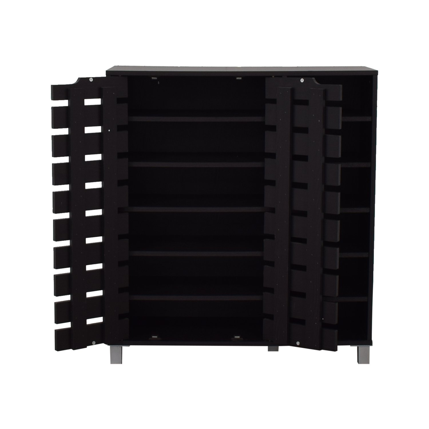 Wayfair Wayfair Black Shoe Storage Cabinet