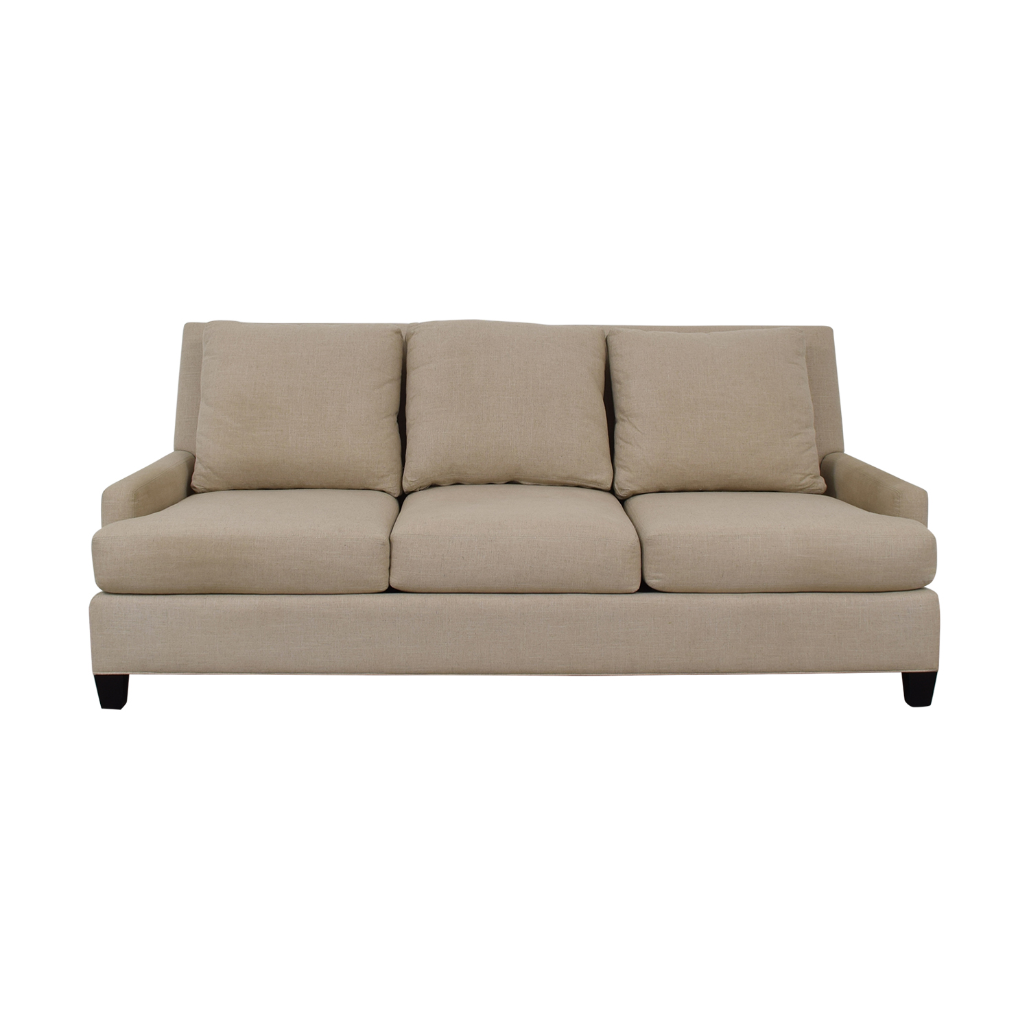 CR Laine CR Laine Woven Beige Sofa coupon