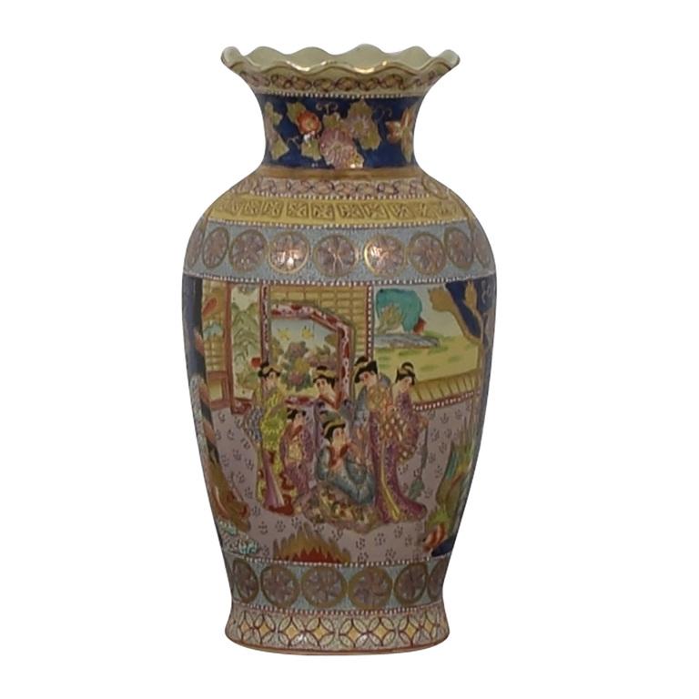 Japanese Inspired Vase dimensions