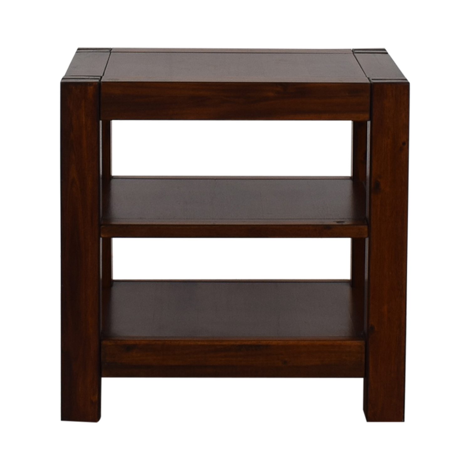 81 Off Jofran Jofran Furniture Wood End Table Tables