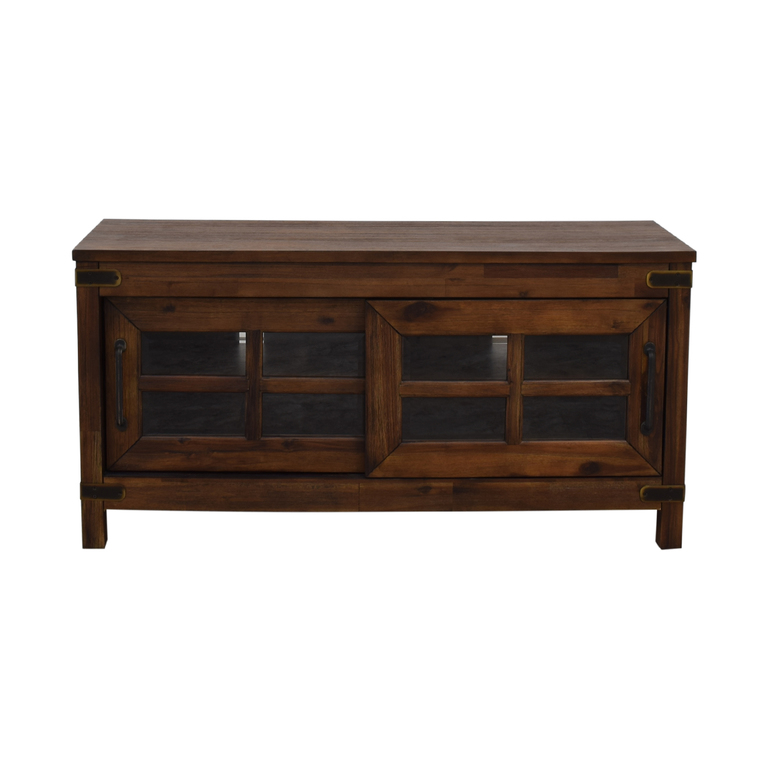 Bob's Discount Furniture Bob's Discount Furniture Boulder Entertainment Console second hand