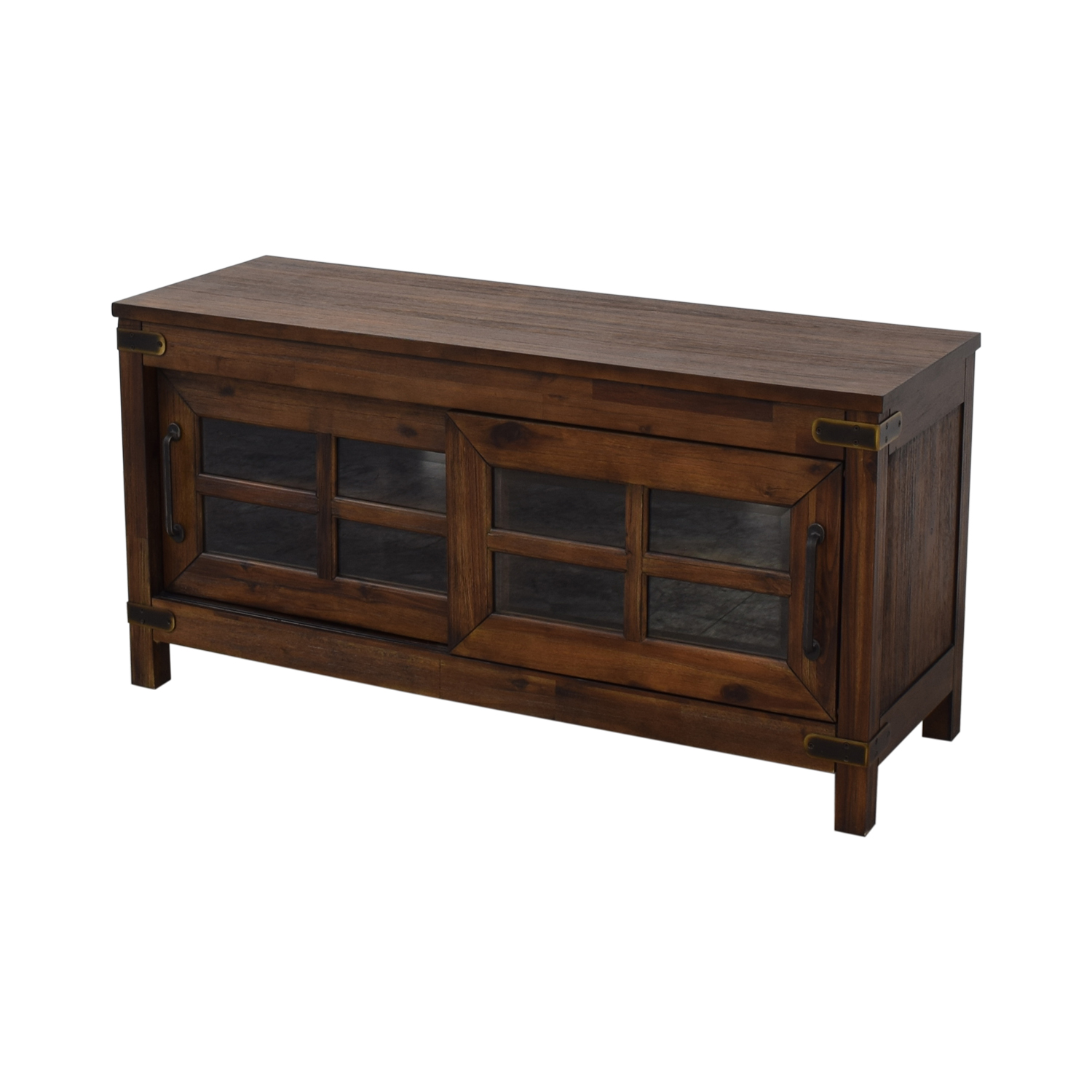 Bob's Discount Furniture Boulder Entertainment Console sale