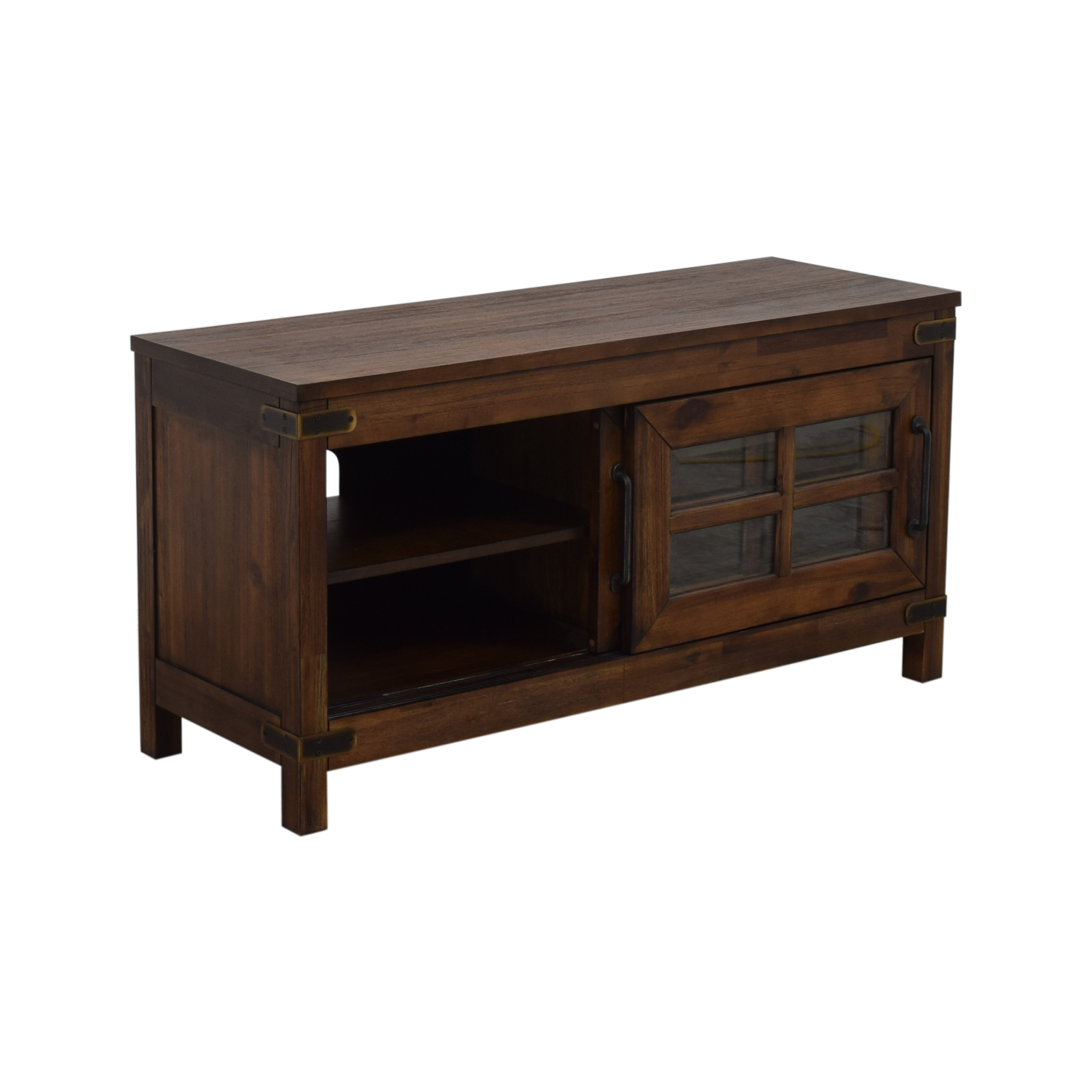 premium selection 9f259 2c7d4 82% OFF - Bob's Discount Furniture Bob's Discount Furniture Boulder  Entertainment Console / Storage