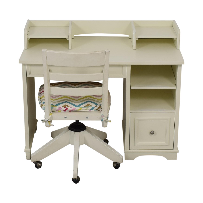 buy PBteen Computer Desk Set PBteen Sofas
