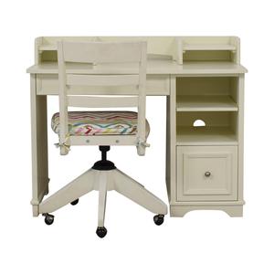 buy PBteen Computer Desk Set PBteen Tables