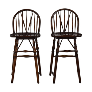 buy David Michael Furniture David Michael Furniture Wood Bar Stools online