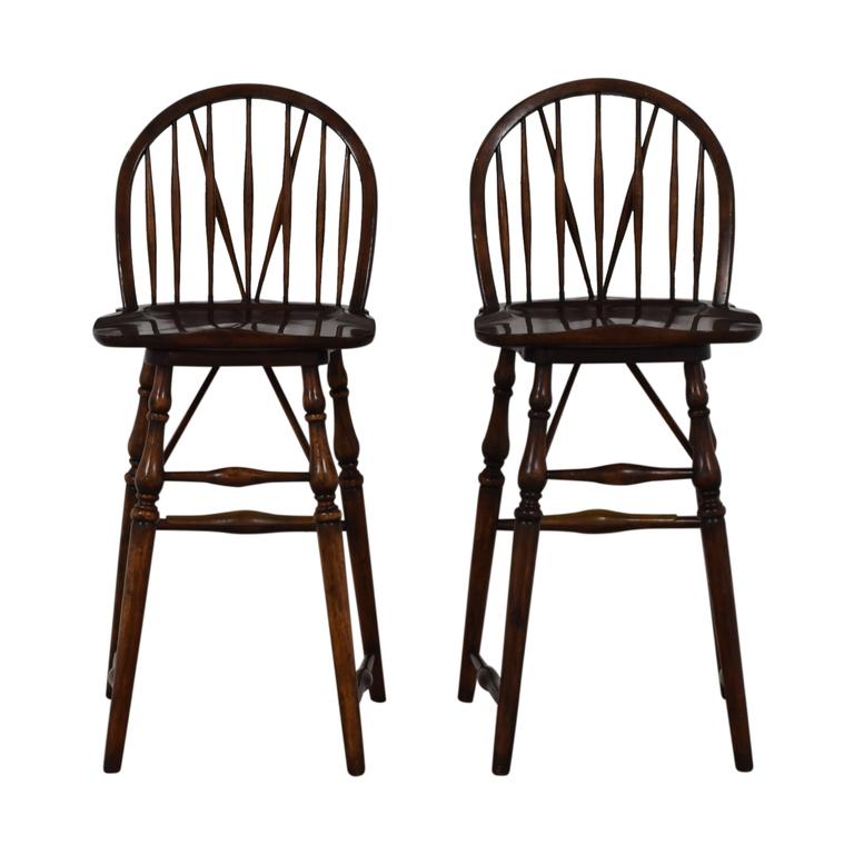 shop David Michael Furniture Wood Bar Stools David Michael Furniture Chairs