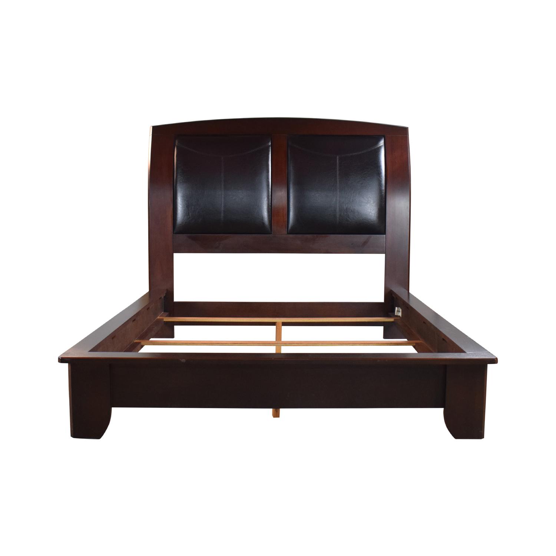 Casana Casana Wood Queen Bed Frame price