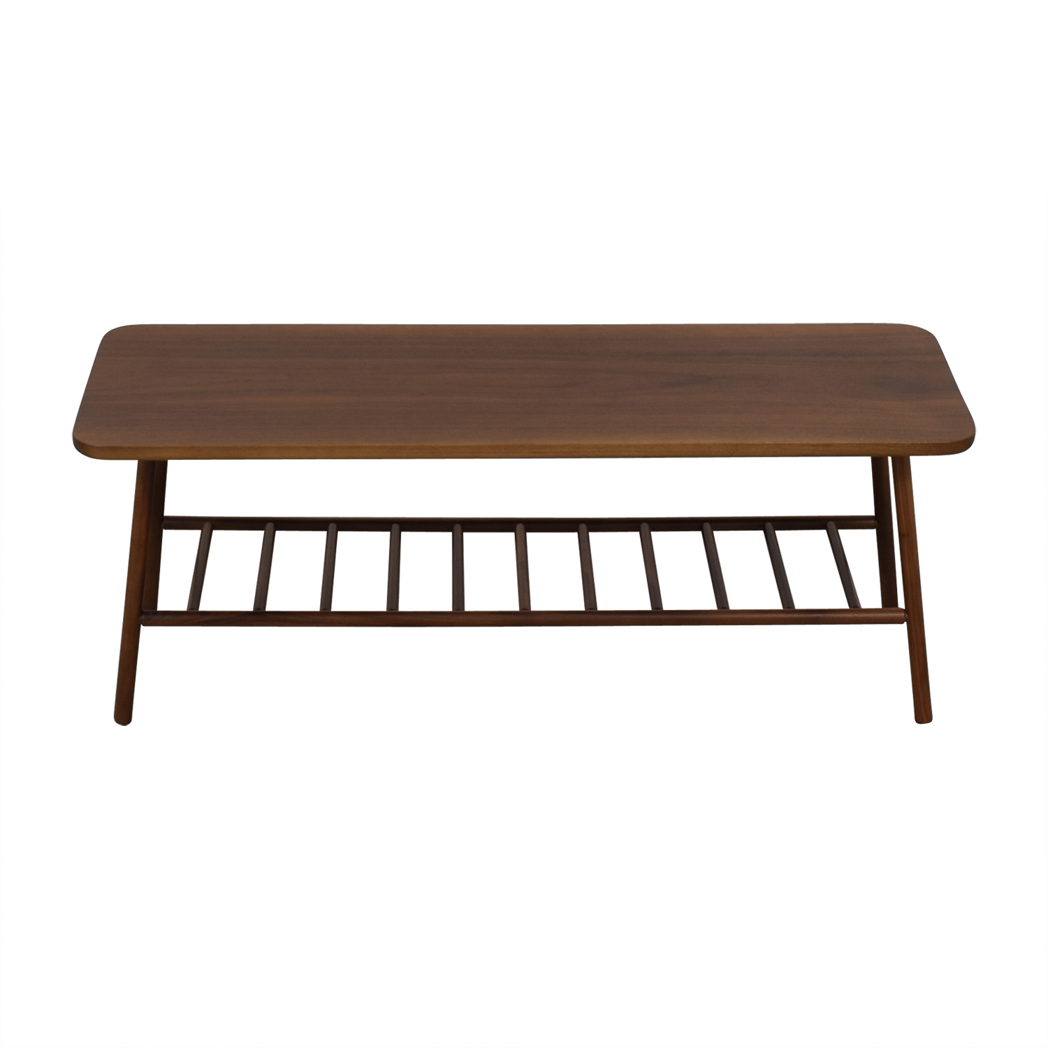 Hedge House Furniture Hedge House Furniture Walnut Coffee Table dimensions