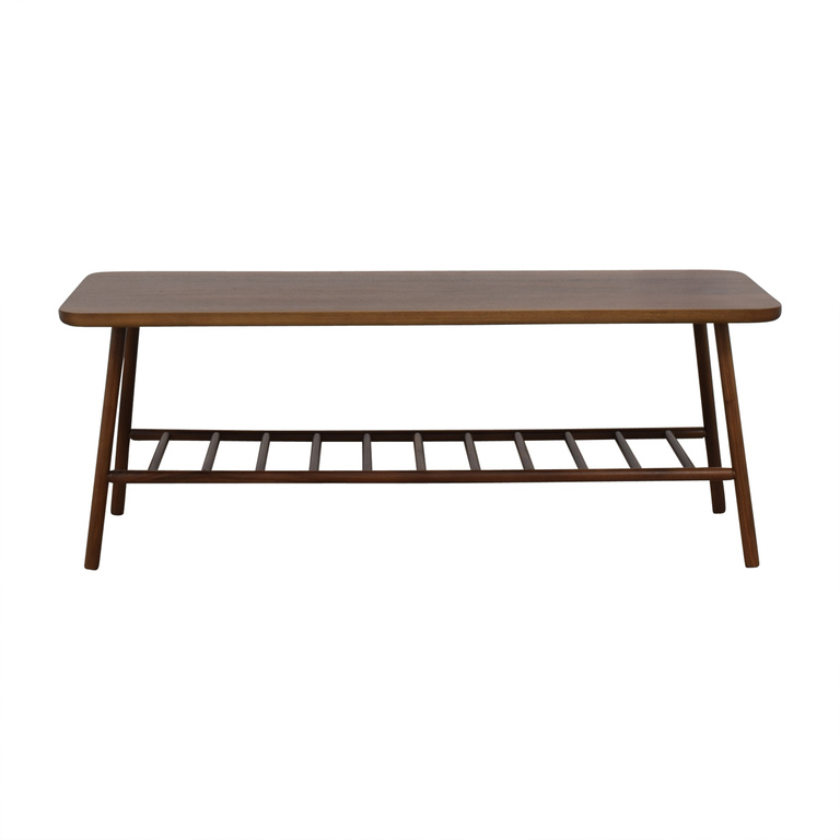 Hedge House Furniture Hedge House Furniture Walnut Coffee Table for sale