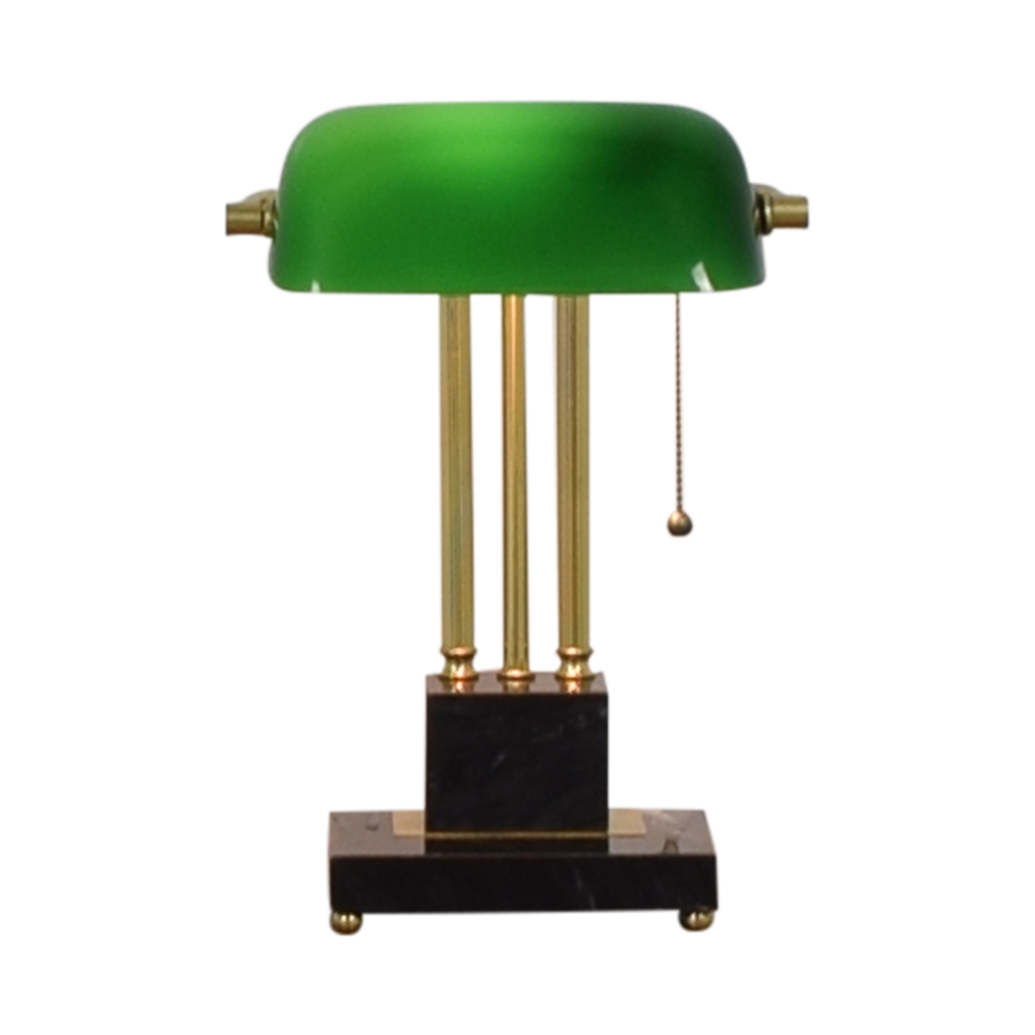 Green Banker's Lamp discount
