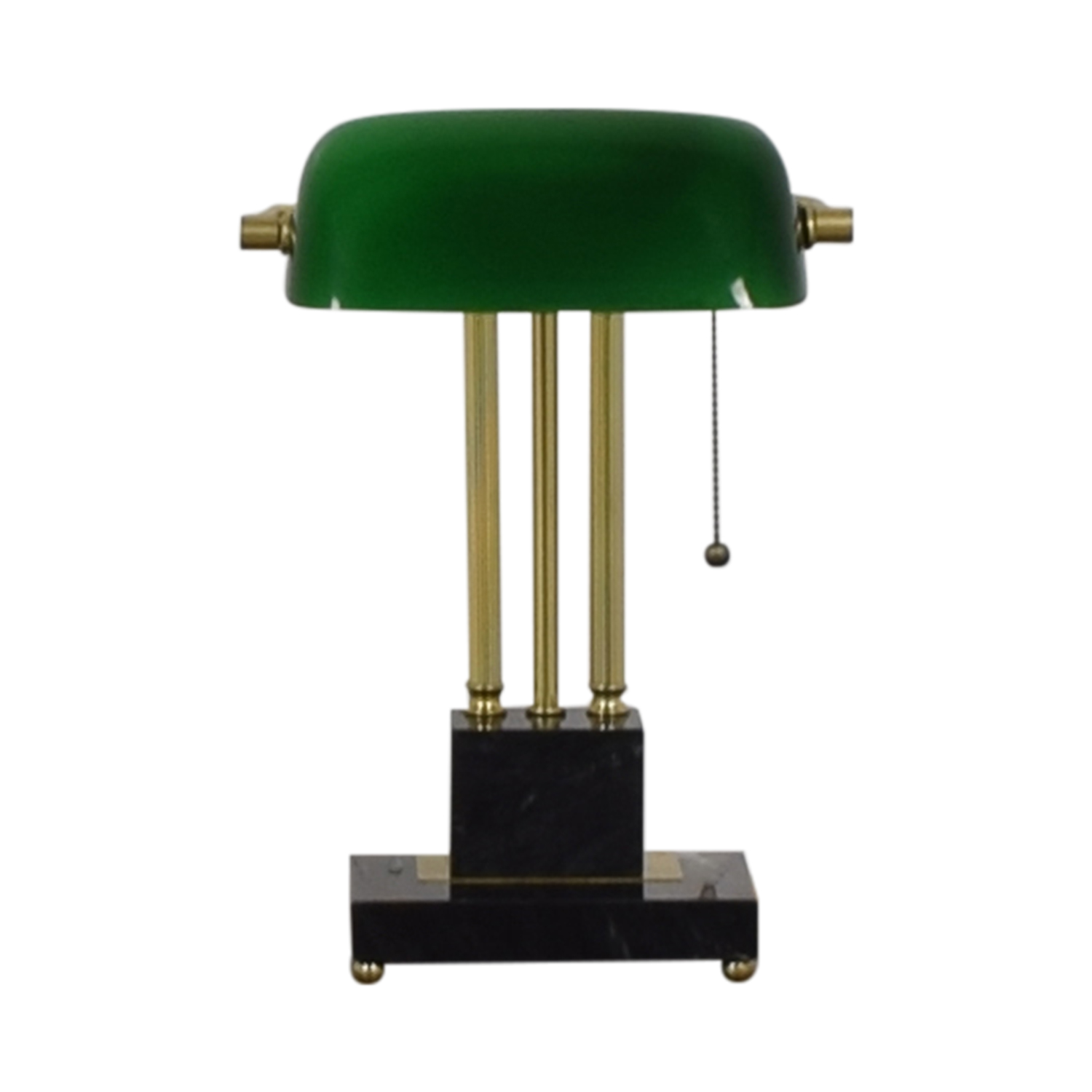 Green Banker's Lamp price