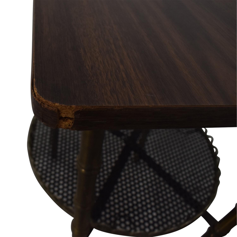 Vintage Tray Table on sale