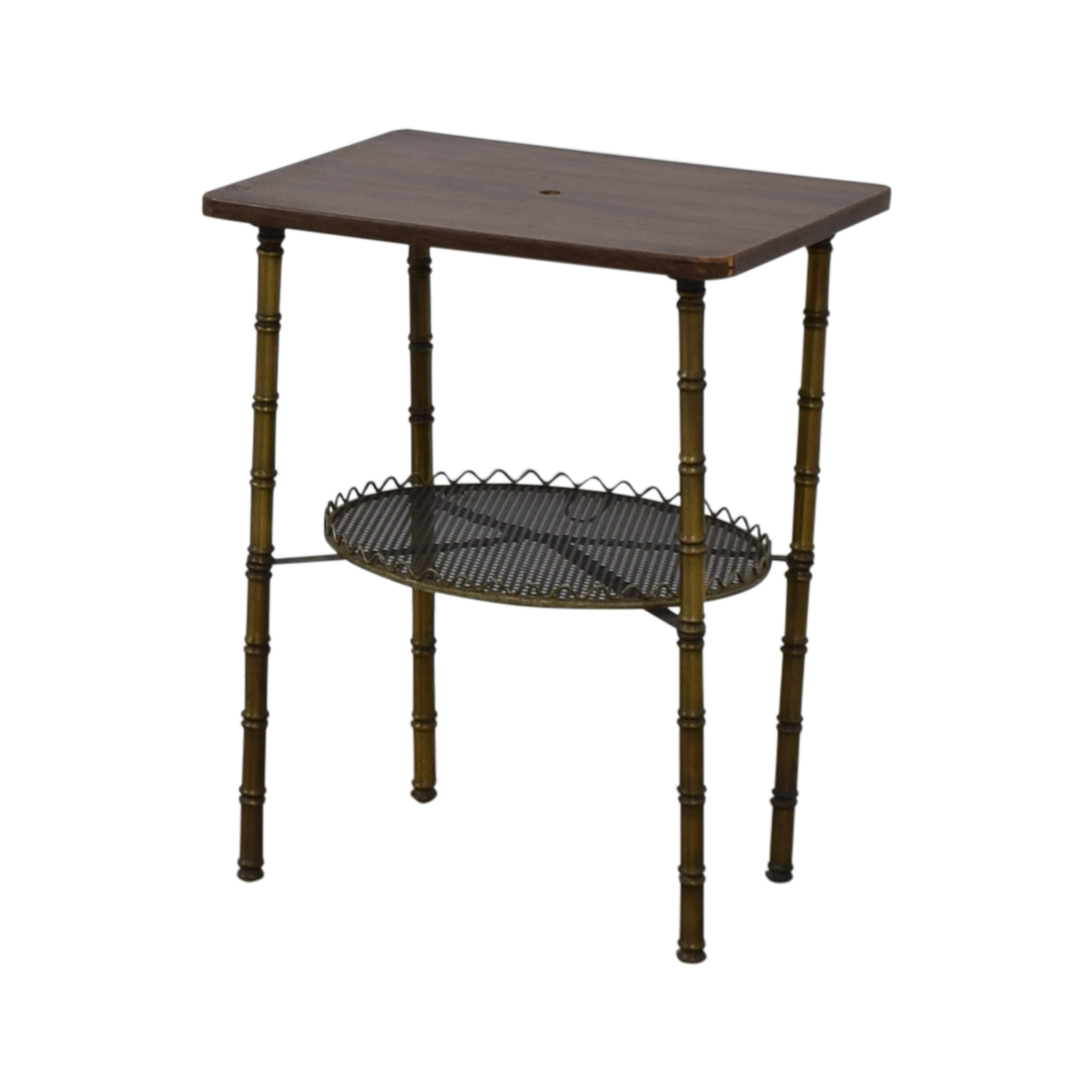 shop Vintage Tray Table  Utility Tables