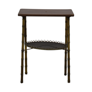 Vintage Tray Table Tables