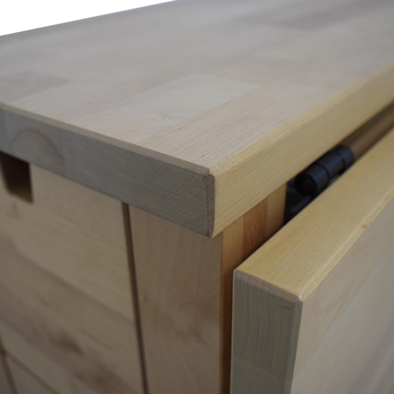 58 Off Ikea Ikea Norden Gateleg Folding Table With
