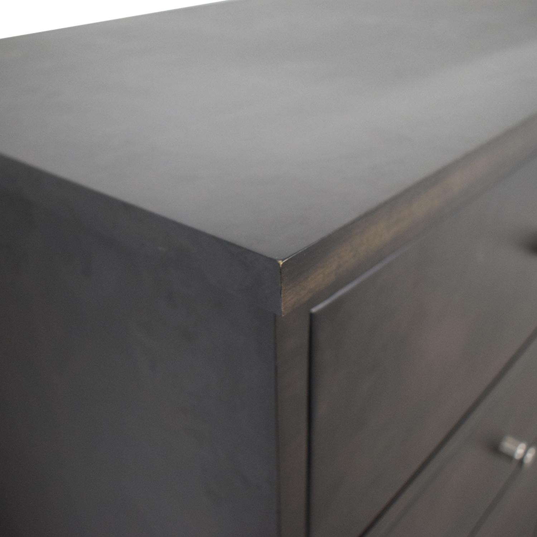 Room & Board Room & Board Maple Linear Storage Cabinet