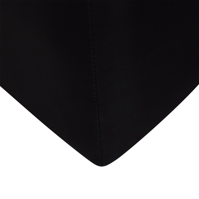 shop  Black Ottomans online