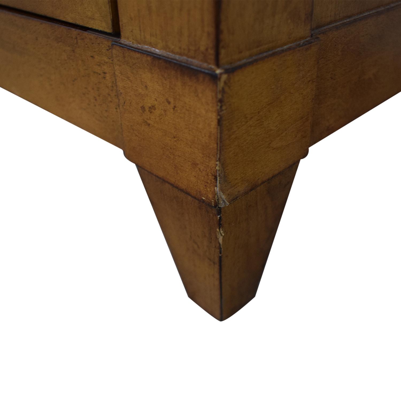 Hooker Hooker Lucy Wood Four-Drawer Sideboard for sale