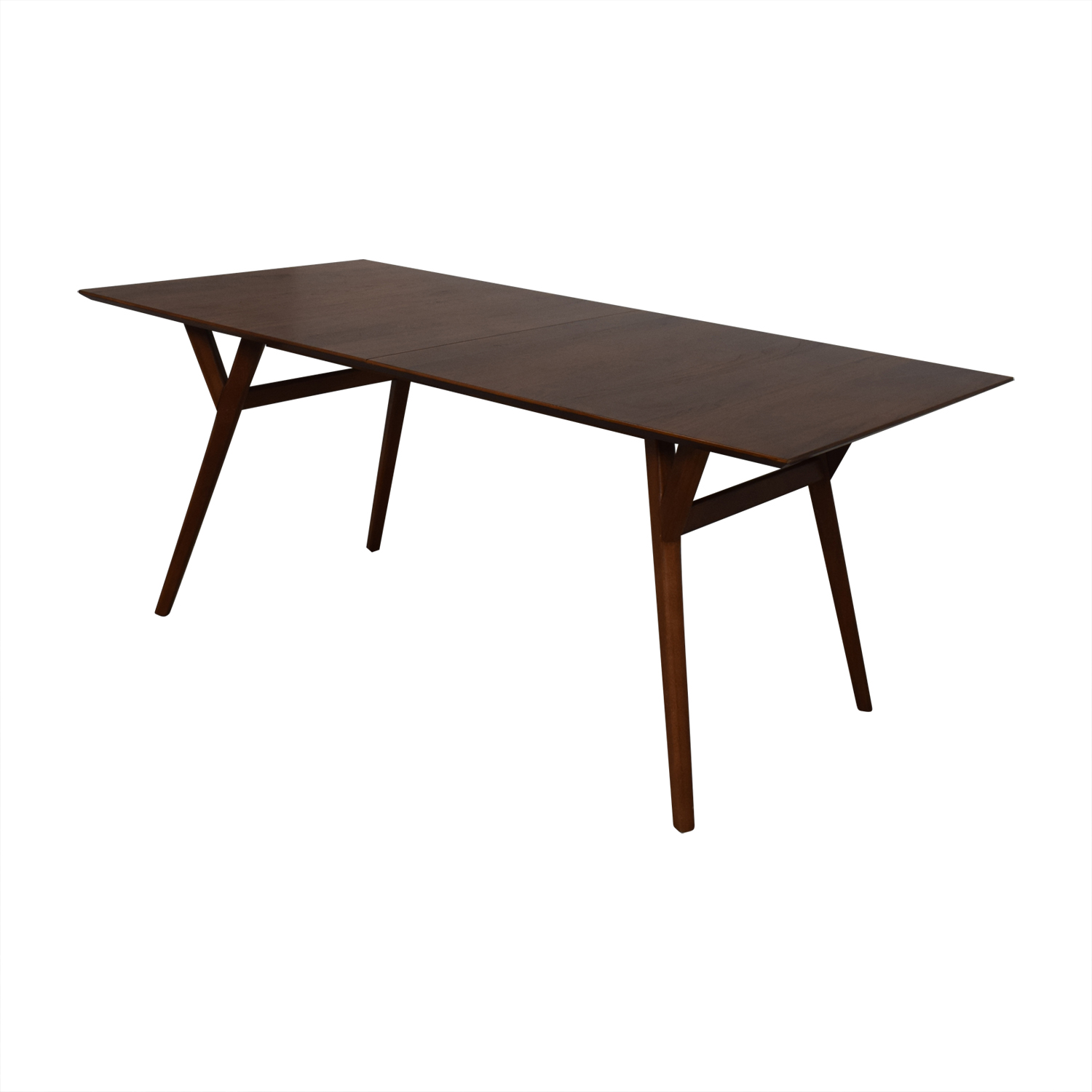 shop West Elm Mid-Century Expandable Dining Table West Elm Dinner Tables