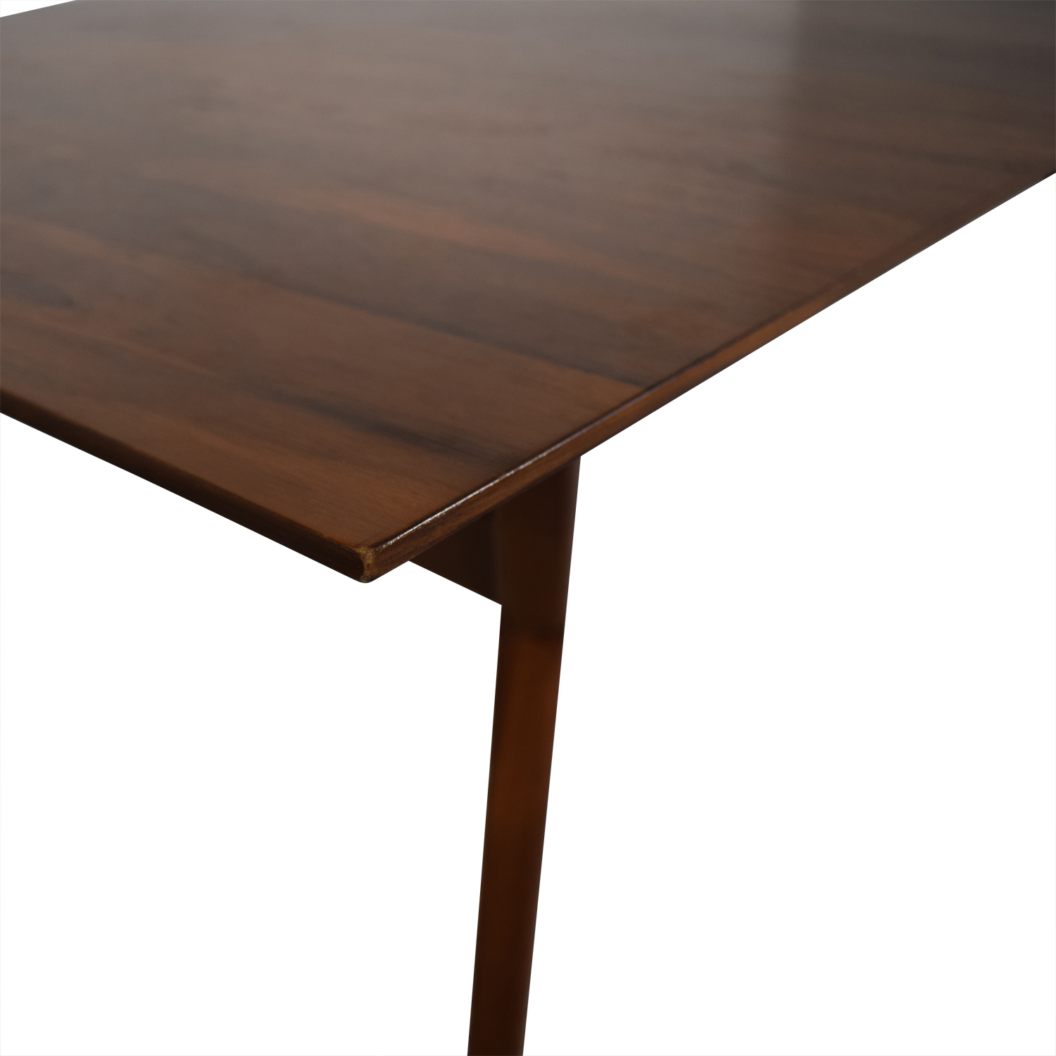 West Elm West Elm Mid-Century Expandable Dining Table on sale