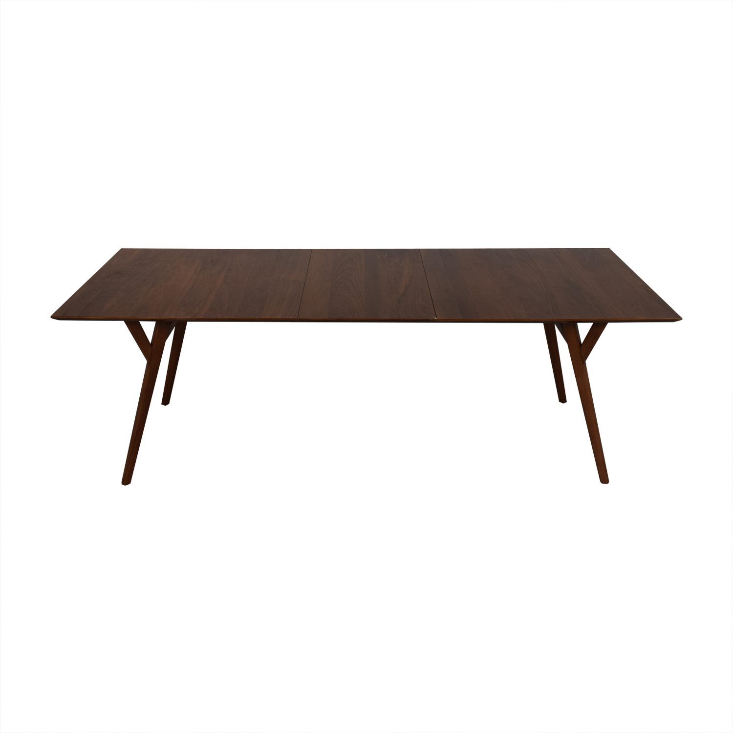 Image of: 44 Off West Elm West Elm Mid Century Expandable Dining Table Tables