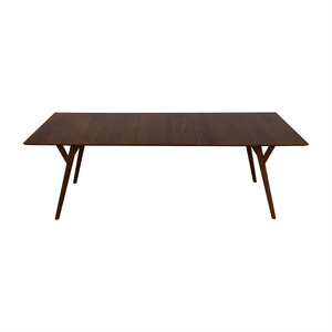 shop West Elm West Elm Mid-Century Expandable Dining Table online